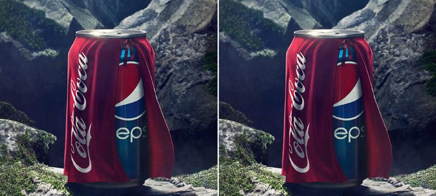 BRAND CHALLENGE: COCA COLA VS PEPSI