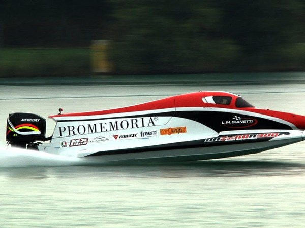 Spot F1 Powerboat Experience