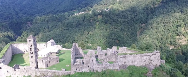 Spot Castello di Mesocco
