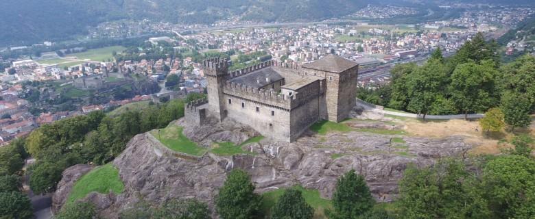 Spot Castello Sasso Corbaro